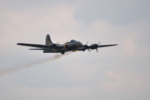 Memphis Belle Coming Home
