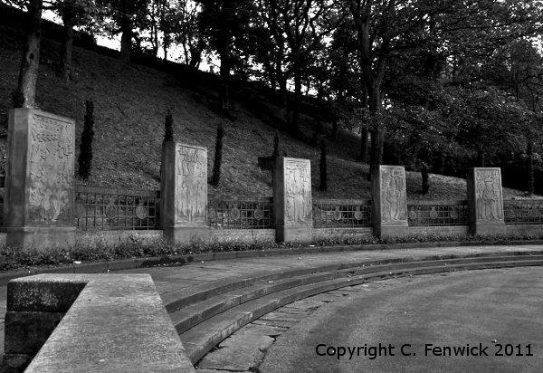 Edinburgh War Memorial