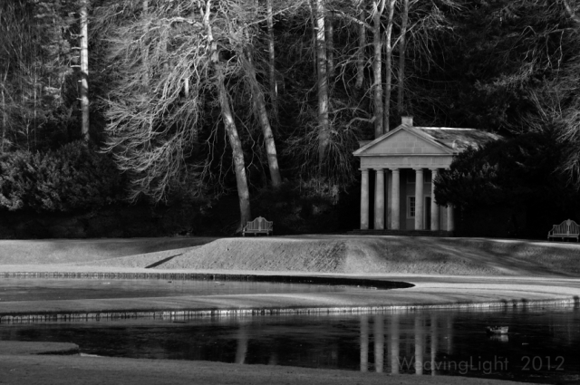 Studley Royal Temple