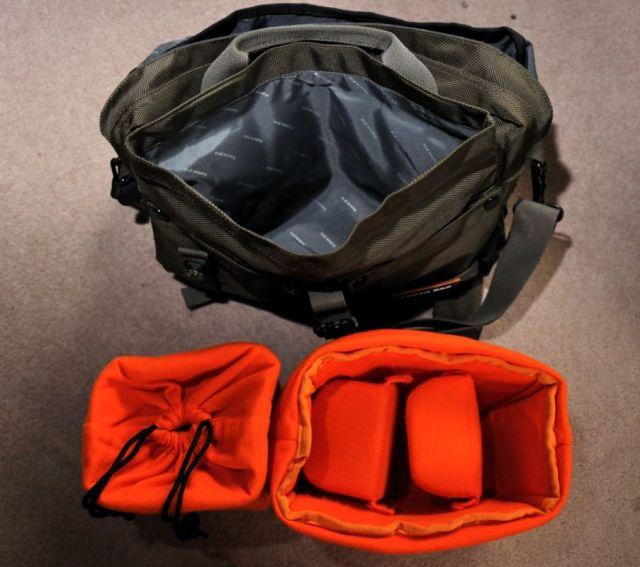 Lima bag Inner pockets