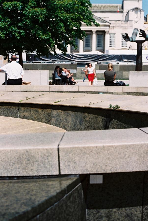 Millenium Square, Leeds
