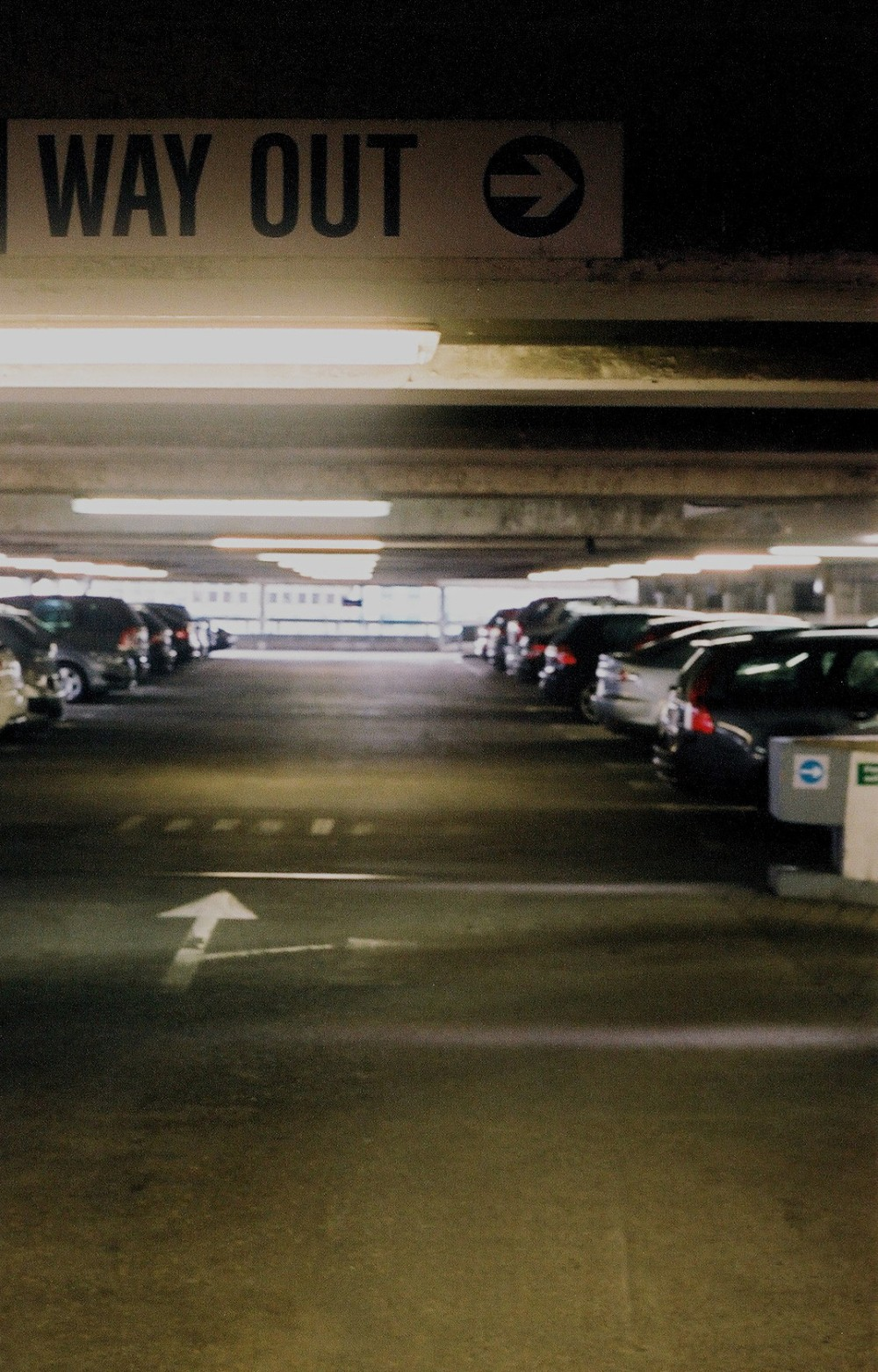 Merrion car park