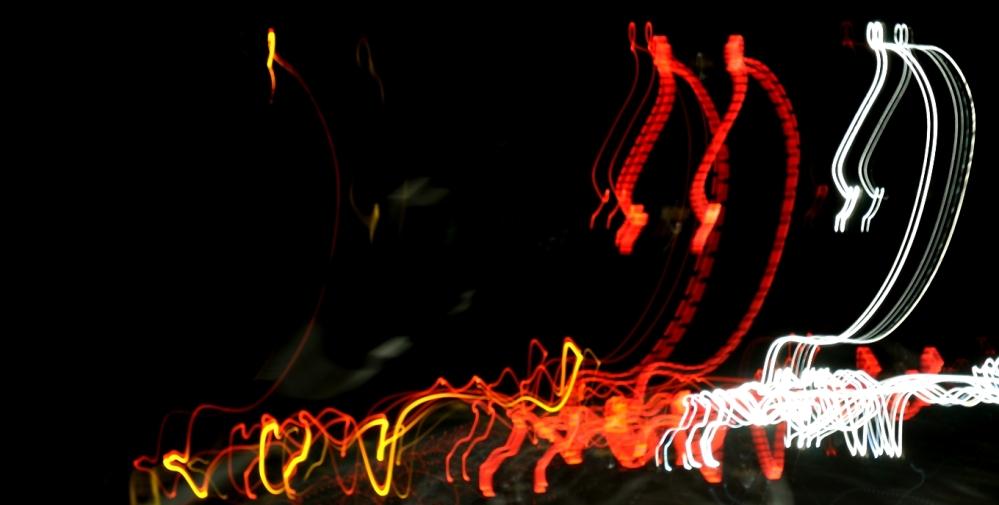 light trails 2