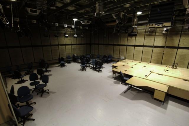 Roger Stevens Building TV Studio