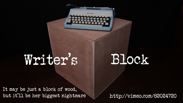 Writer's Block Promo