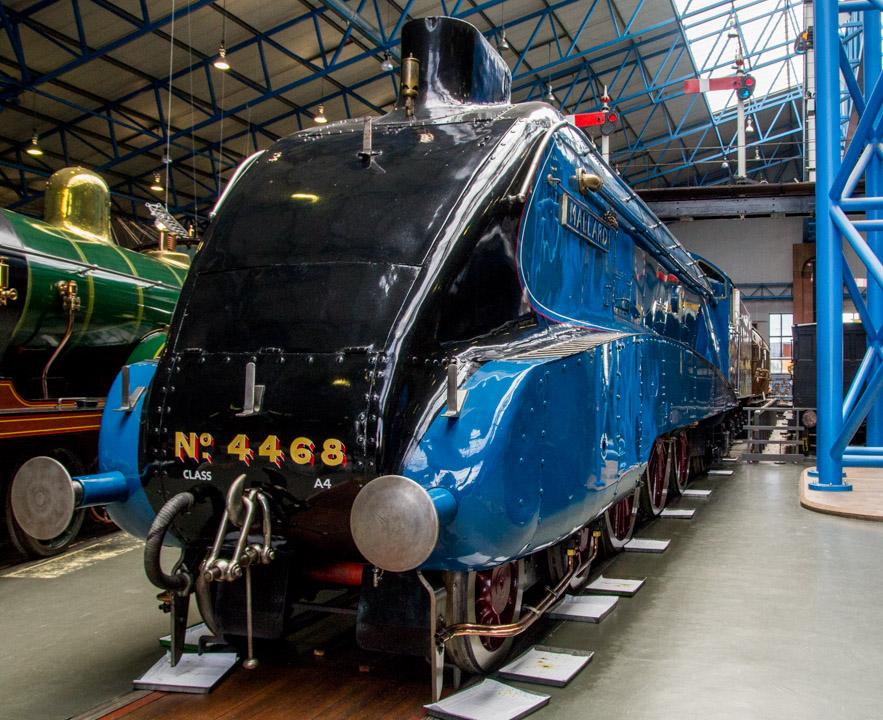 The mallard LNER 4468