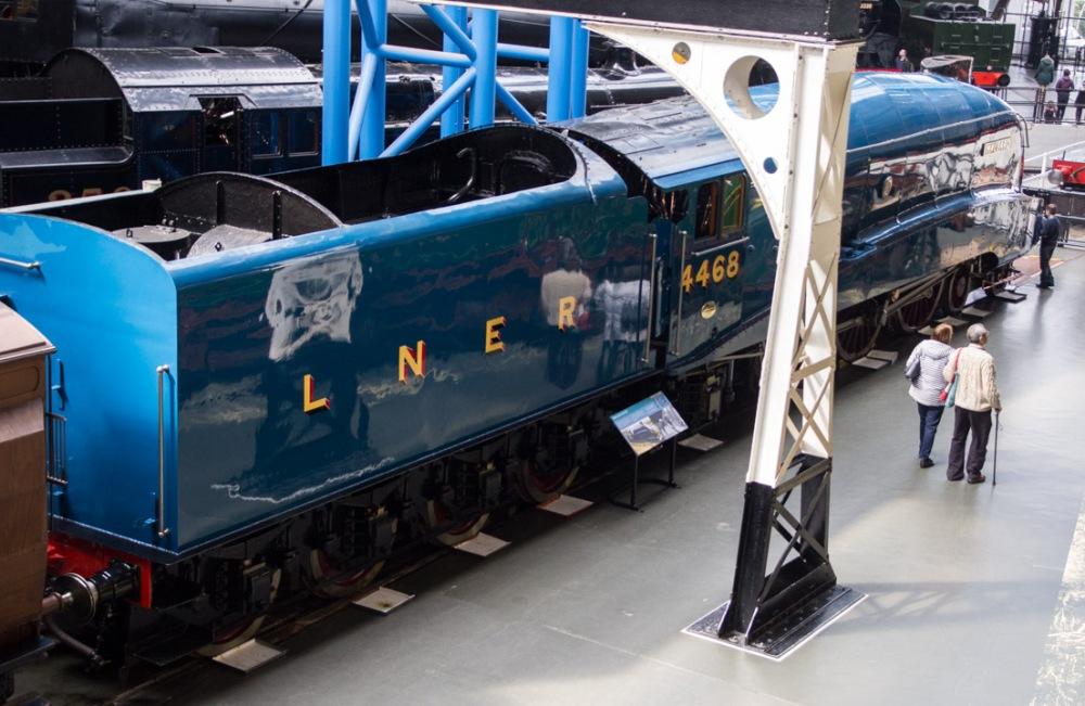 LNER 4468 Mallard National Railway Museum
