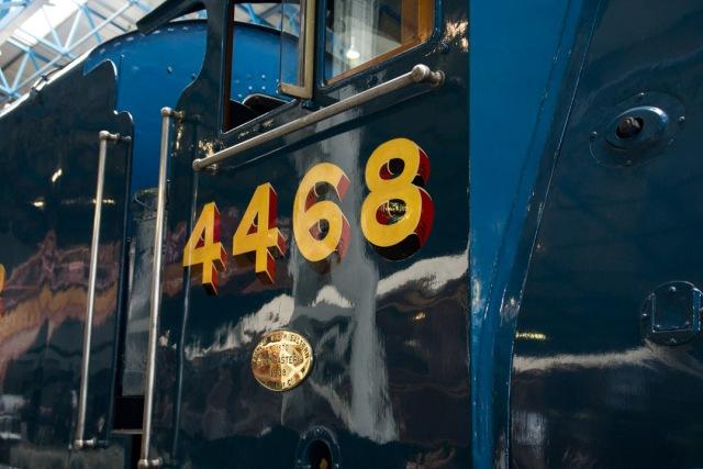 LNER 4468 The Mallard Cabin