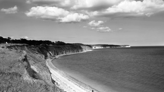 Coastline at Sewerby East Yorkshire