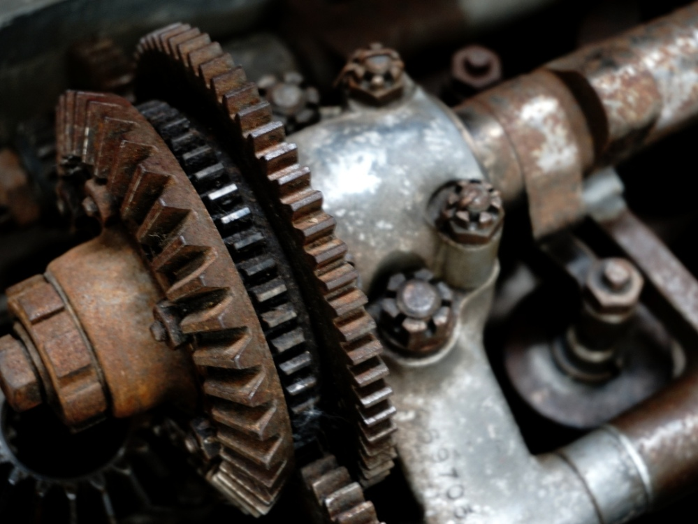 Merlin Engine Gears