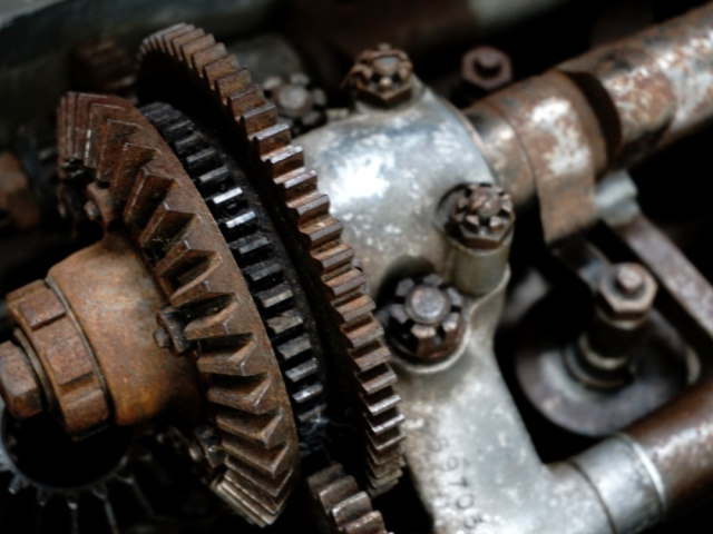 Merlin Engine Gears