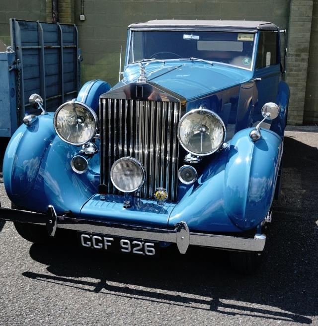 1939 Rolls Royce Wraith Coupe