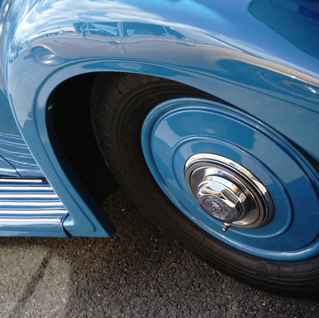 Rolls Royce Wraith wheel